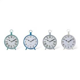 Gayla Table Clocks - Ast 4