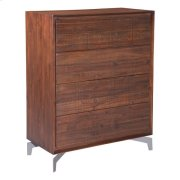 Perth High Chest Chestnut Product Image