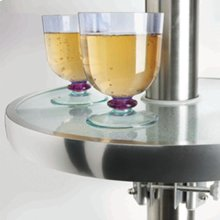 Patio Heater Table for SKYFire Bullet