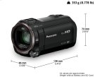 HC-V770 4K/HD Camcorders Product Image