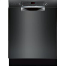 300 Series built-under dishwasher 24'' Black SGE53X56UC