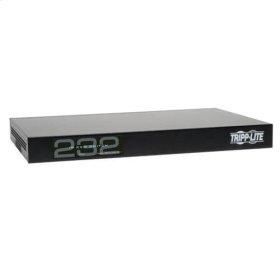 NetCommander 32-Port Cat5 1U Rack-Mount 2+1 User VGA USB KVM Switch with IP Remote Access