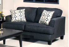 Soprano Radical Peppercorn Loveseat