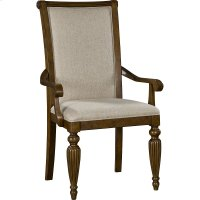 Amalie Bay Upholstered Arm Chair Product Image
