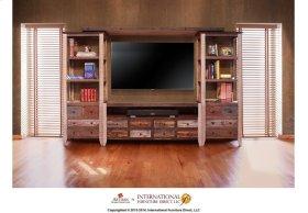 8 Drawer TV-Stand