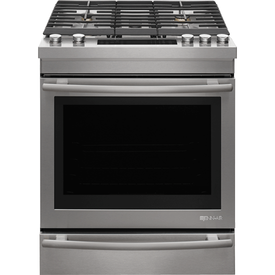 Jenn Air Is Part Of The Most Por Liance Package It Has Largest Oven Capacity