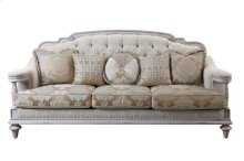 Sofa, 5 Pillows