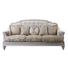 Sofa with 5 Pillows