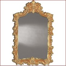 Mirror W1201 Antique Gold