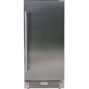 XO APPLIANCE15in Beverage Center Solid SS RH