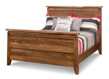 Pemberton Queen Bed with 32'' High Footboard