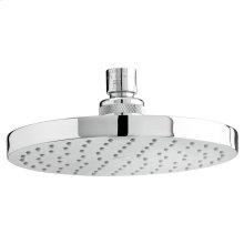 6-3/4 Inch Modern Rain Showerhead - Polished Chrome