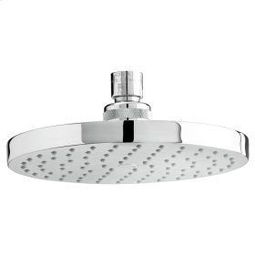6-3/4 Inch Modern Rain Showerhead - Brushed Nickel