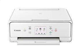 Canon PIXMA TS6020 White Wireless Wireless Inkjet All-in-One Printer