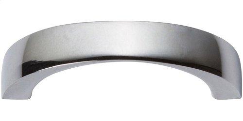Tableau Curved Handle 1 13/16 Inch - Polished Chrome