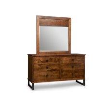Cumberland 6 Drawer Dresser