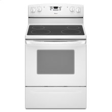 4.8 cu. ft. Smoothtop Electric Range with Multiple Radiant Elements