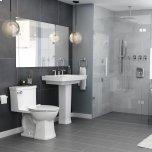 American StandardTownsend VorMax Elongated One-Piece Toilet  American Standard - Linen