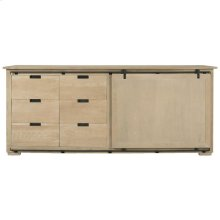Dutch Industrial Sideboard