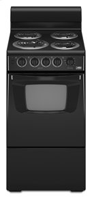 (TEP222VAB) - 20 Freestanding Electric Range Product Image