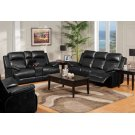 Dual Recliner Glider Console Loveseat Product Image