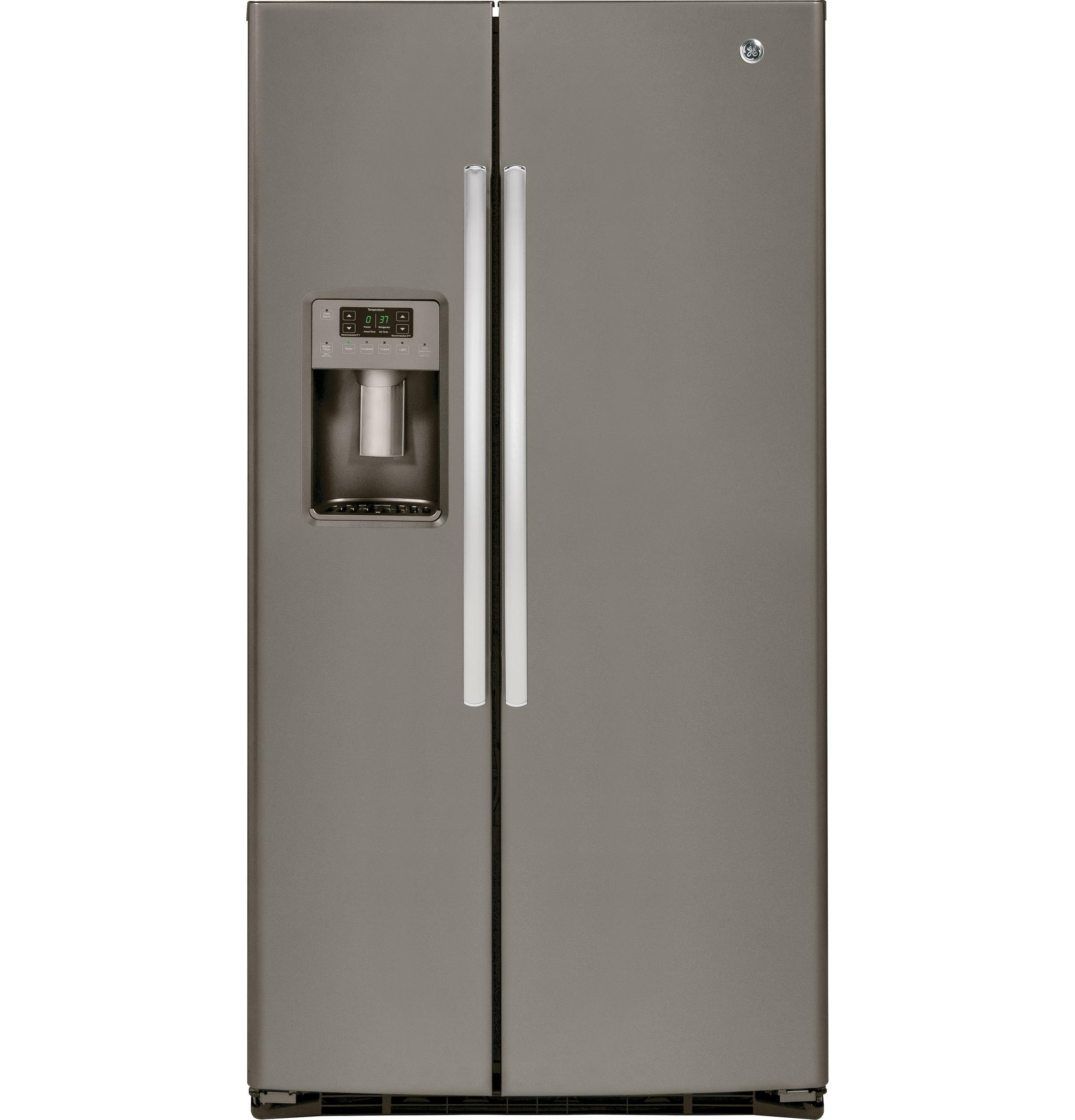 GE(R) ENERGY STAR(R) 25.3 Cu. Ft. Side-By-Side Refrigerator