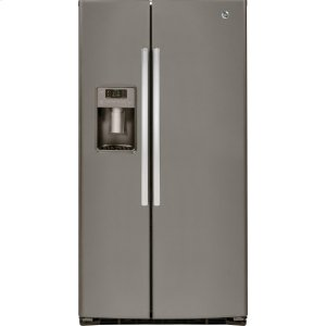®ENERGY STAR® 25.3 Cu. Ft. Side-By-Side Refrigerator - SLATE