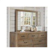 7 Drawer Dresser & Mirror Product Image