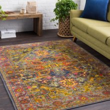 "Silk Road SKR-2305 7'10"" x 10'3"""