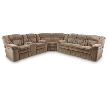 Talon Reclining Sectional