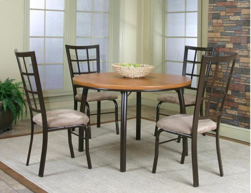 D8775-99  Vision Beige Linen 5pc Set