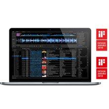 Music management DJ software