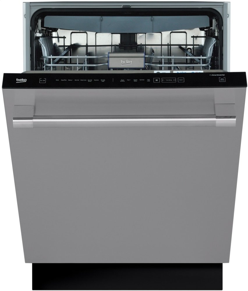BekoTop Control, Pro Handle Dishwasher, 8 Programs, 45 Dba