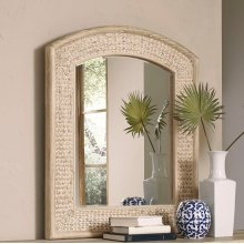 Cimarron Arched Mirror