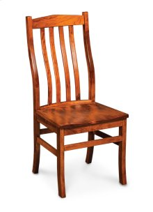 Clifton Side Chair, Fabric Seat