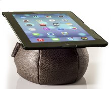 The Saddle Ipad Holder, Leather, Mushroom