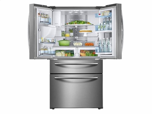 28 cu. ft. 4-Door French Door Food Showcase Refrigerator