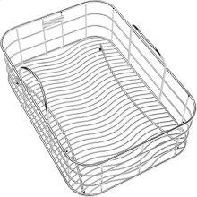 """Elkay Stainless Steel 10-1/2"""" x 15"""" x 7"""" Rinsing Basket"""
