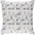 """Additional Modular MUL-002 18"""" x 18"""" Pillow Shell with Polyester Insert"""