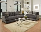1600 Ultimate Smoke Sofa Product Image
