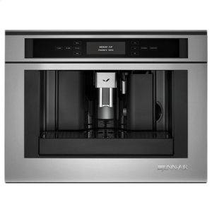 "Jenn-AirEuro-Style 24"" Built-In Coffee System"