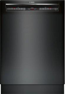 "800 Series 24"" Recessed Handle Dishwasher 800 Series- Black SHEM78W56N"