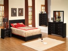 Marsha III 6pc Queen Bedroom Set