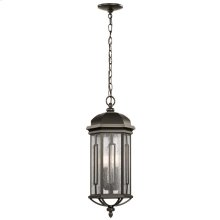 Galemore Collection Galemore 3 Light Outdoor Pendant in OZ
