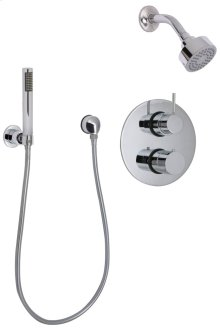 "1/2"" Thermostatic Shower Package"