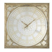Square Oversized Wall Clock