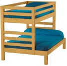 Bunkbed, Twin over Double, extra-long Product Image