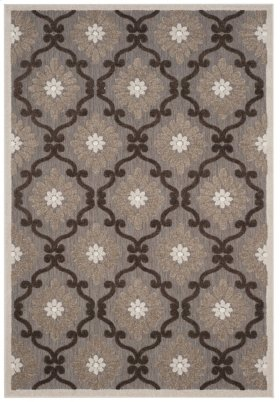 Cottage Power Loomed Small Rectangle Rug