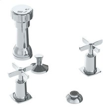 Deck Mounted 4-hole Bidet