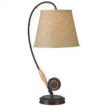 Fly Rod - Table Lamp